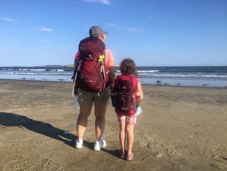 Hike Morse Mountain & Seawall Beach - Big Adventure - Phippsburg