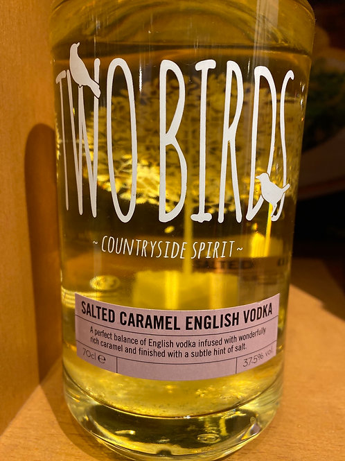 Two Birds Salted Caramel Vodka