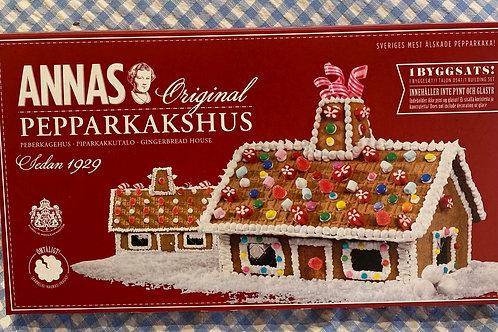 Anna's Original Swedish Gingerbread House