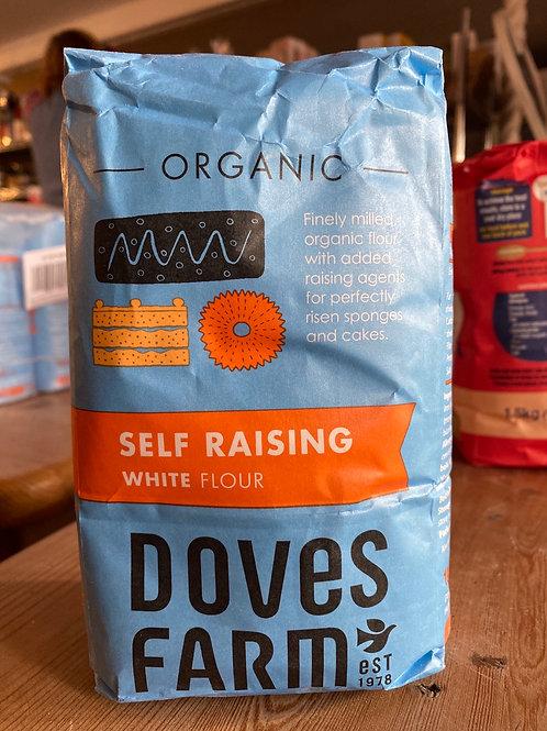 Doves Farm Organic SR Flour