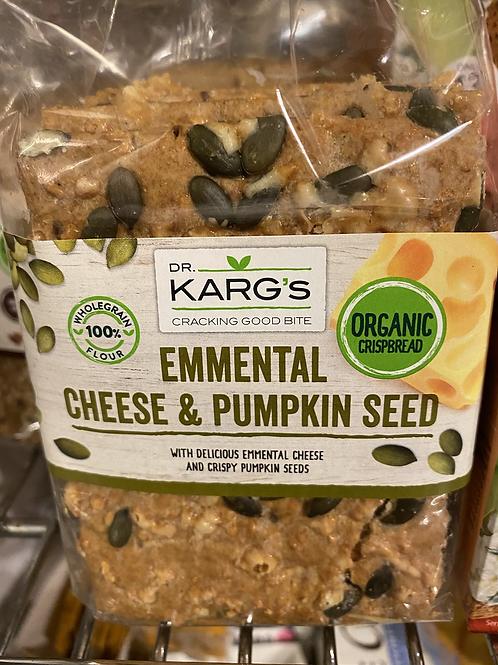 Dr Kargs - Emmental & Pumpkin