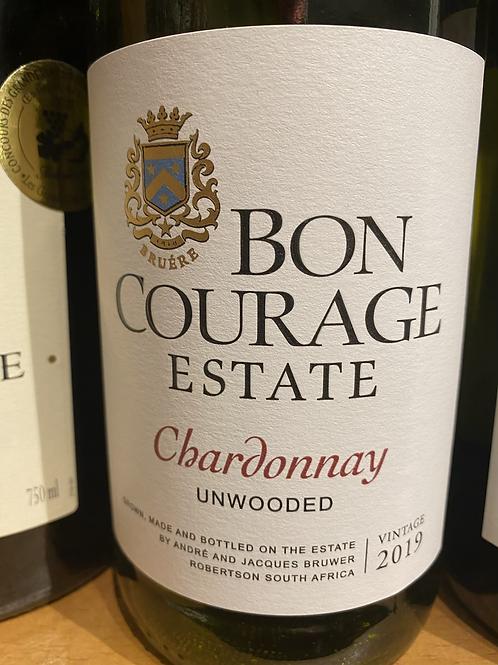 Bon Courage Estate Unwooded Chardonnay