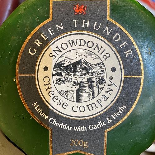 Snowdonia, Green Thunder