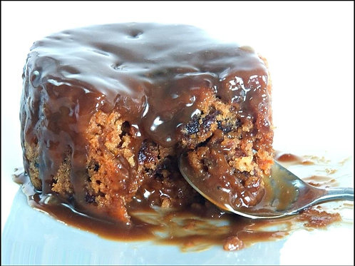 Sticky Toffee Pudding (Frozen) Ready Meal