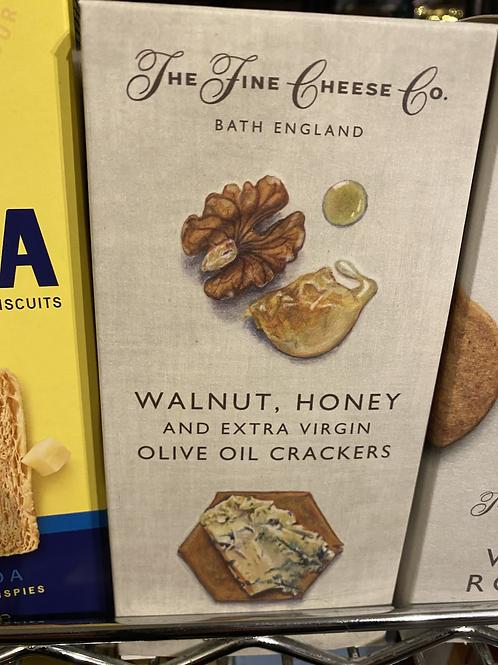Walnut Honey & Olive Oil