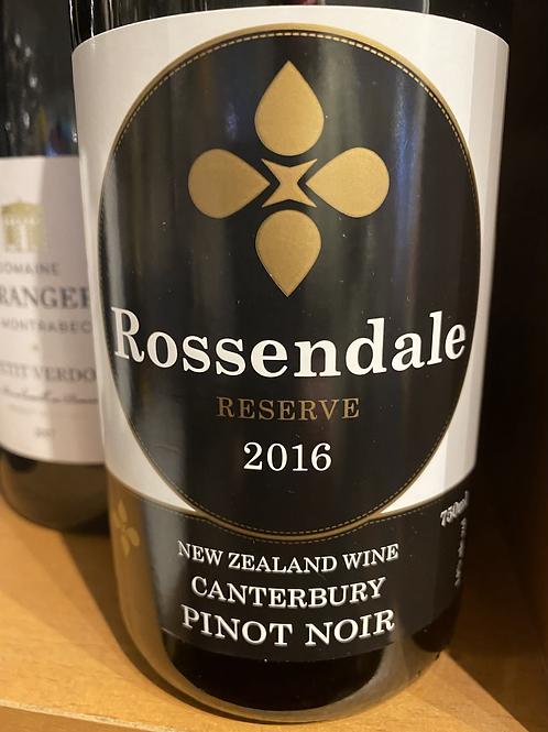 Rossendale Pinot Noir