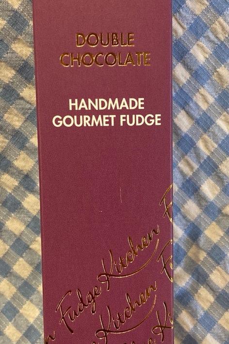 Fudge Kitchen Double Chocolate Handmade Gourmet Fudge