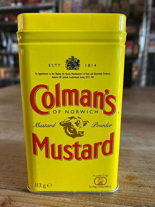 Coleman's Mustard Powder