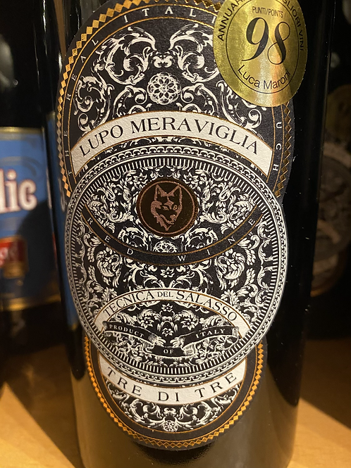 Lupo Meraviglia - Puglia Rosso