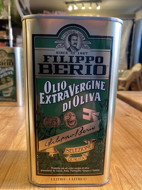 Extra Virgin Olive Oil, 1ltr