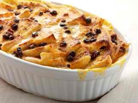 Bread & Butter Pudding (Frozen) Ready Meal