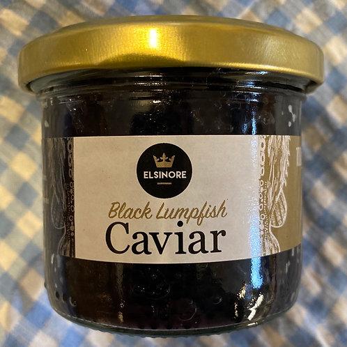 Elsinore Black Lumpfish Caviar