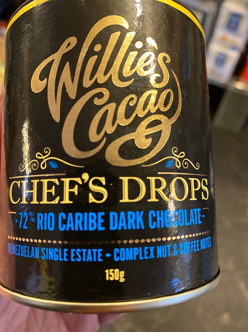 Willies Cacao Cooking Chocolate