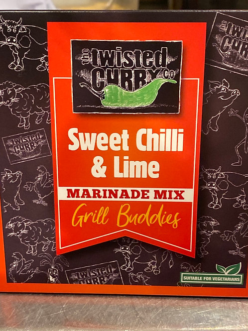 Sweet Chilli & Lime Marinade