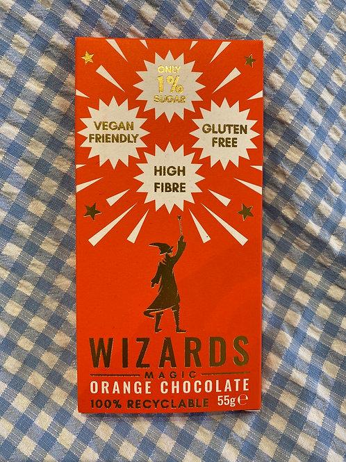 Wizards Magic Orange Chocolate