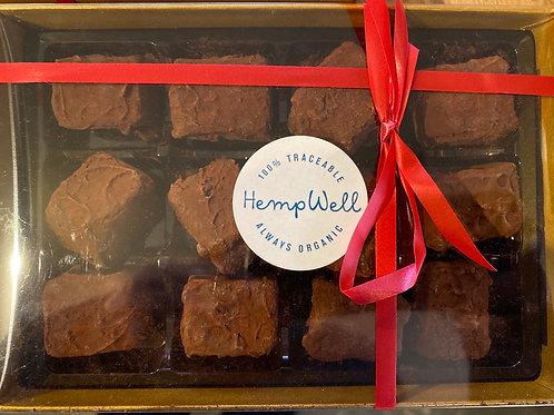 Hemp Well CBD Chocolate Truffles
