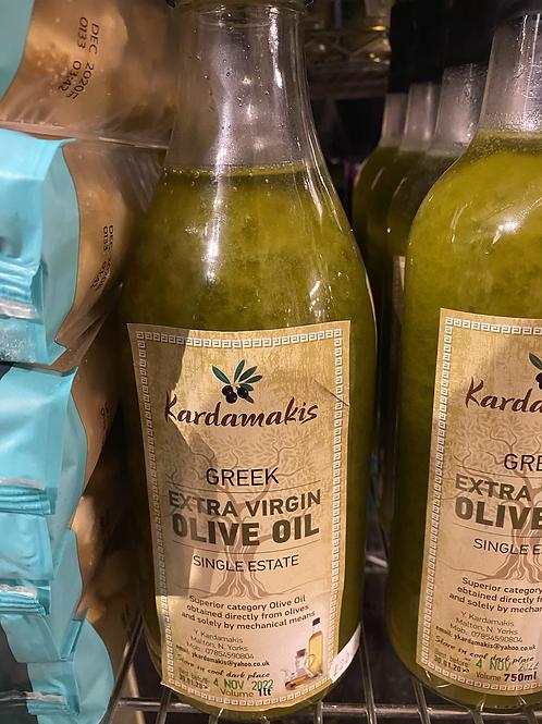 Greek Olive Oil, 1ltr