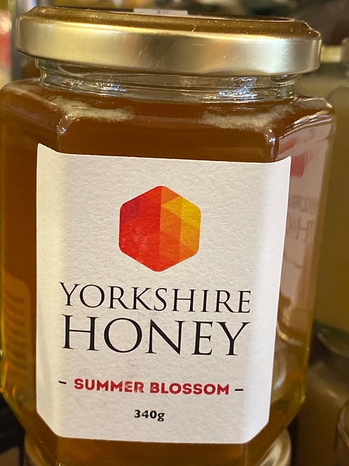 Summer Blossom Honey