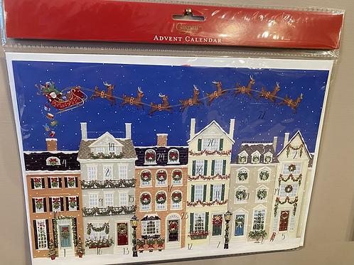 Christmas Eve Deliveries Advent Calendar