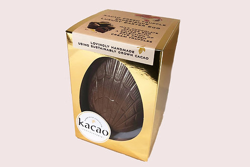 Kacao Fresh Truffle Experience Large Easter Egg