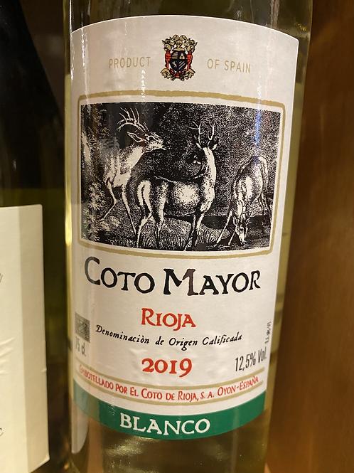 Coro Mayor White Rioja