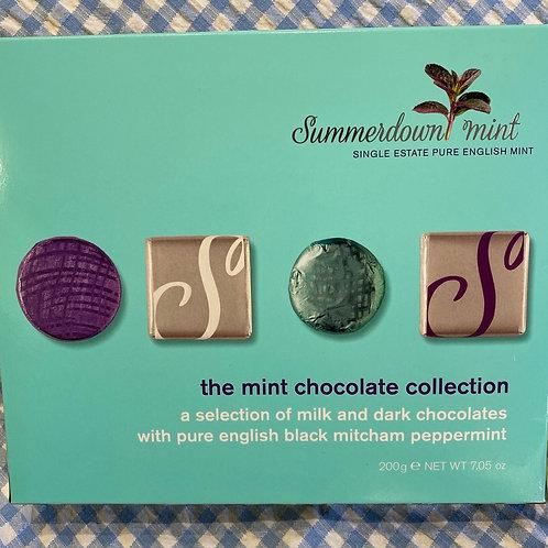 Summerdown Mint Mint Chocolate Collection