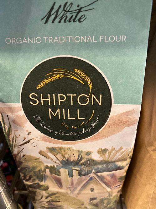 Shipton Mill Flour - white bread