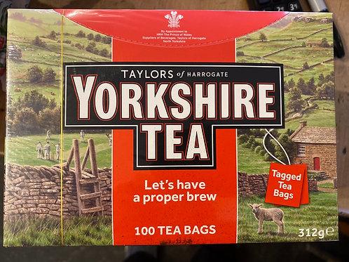Yorkshire Tea - 100
