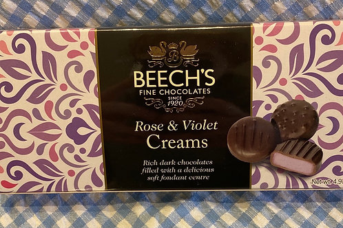 Beech's Rose and Violet Creams