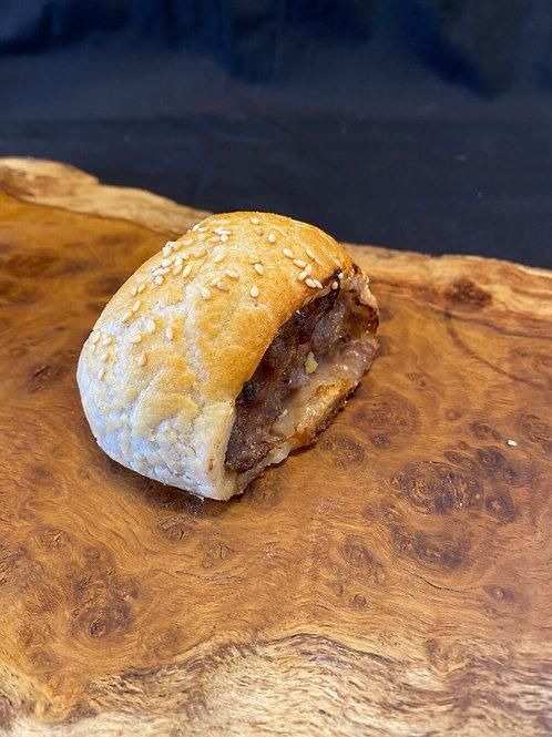 Sausage Roll - Venison