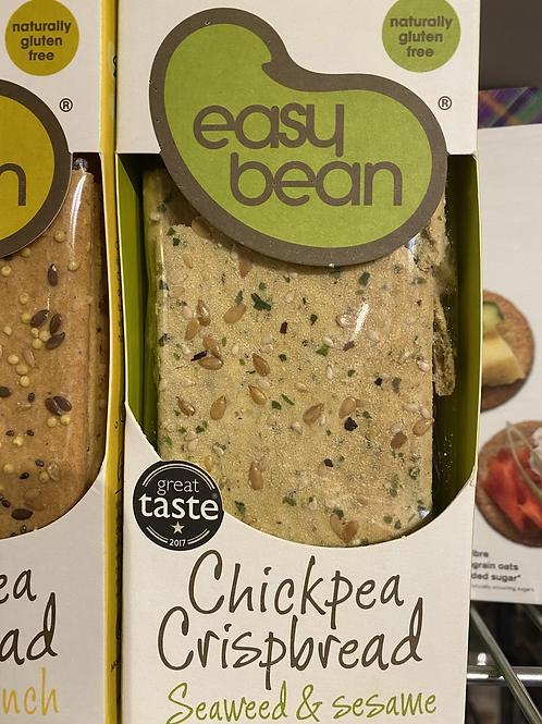 Easy Bean Crackers - Seaweed