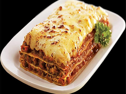 Beef Lasagna (Frozen) Ready Meal