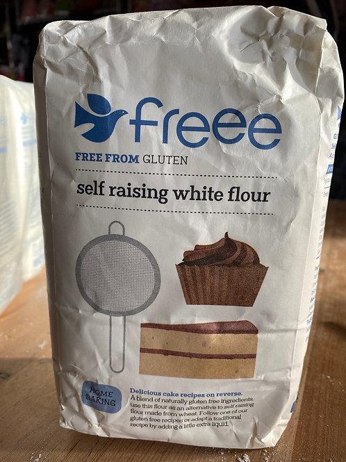 Freee  Gluten Free Self Raising white flour