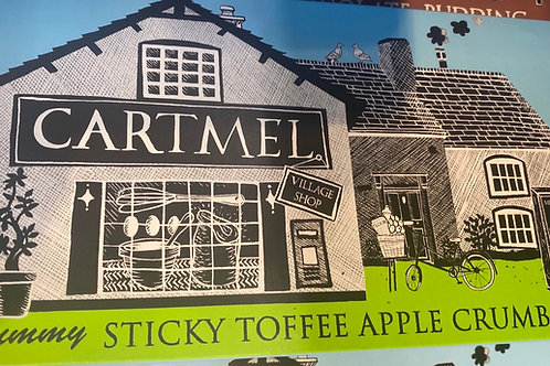 Cartmel Sticky Toffee Apple Crumble