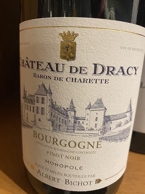 Chateau de Dracy