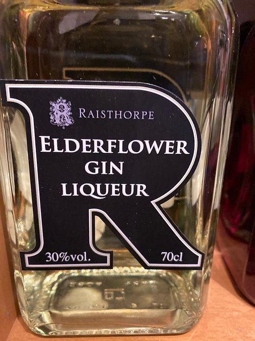 Raisthorpe Manor Elderflower Gin
