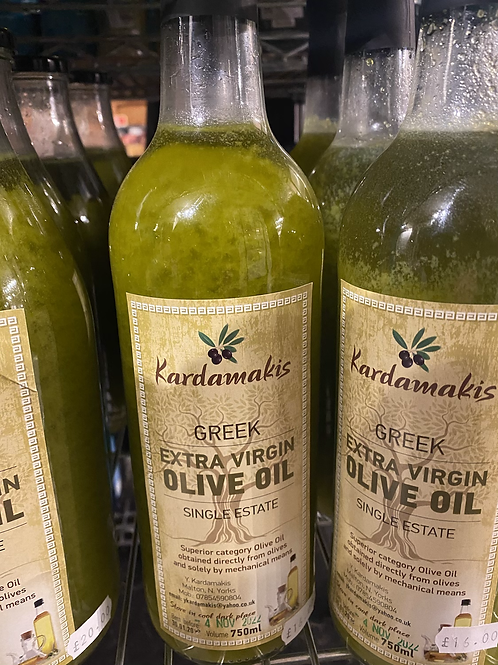 Greek Olive Oil, 750ml