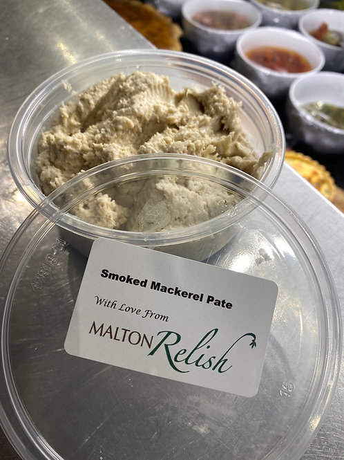 Smoked mackerel pate, 200g