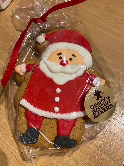 Santa Biscuit