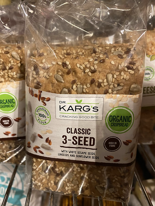 Dr Kargs - 3 Seeds