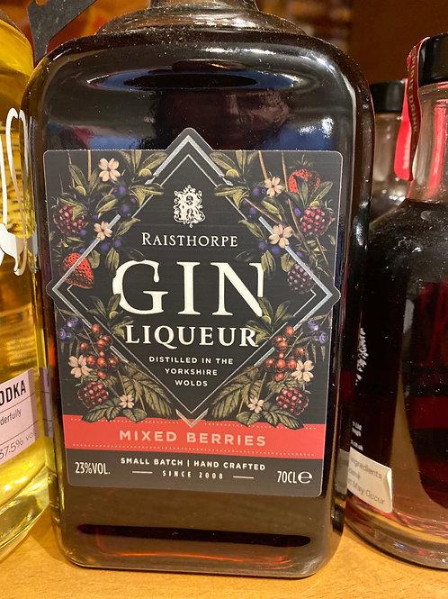 Raisthorpe Manor Mixed Berry Gin