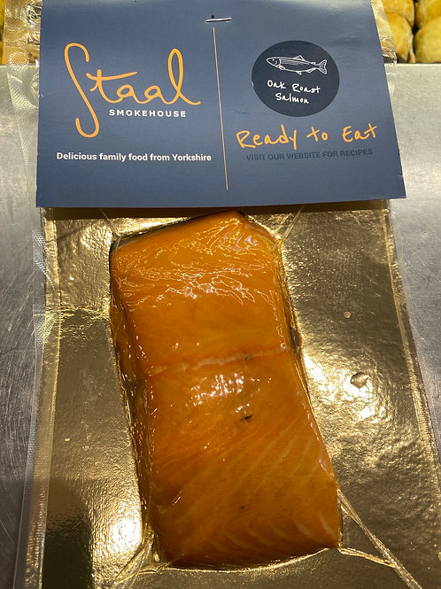 Oak Roast Salmon