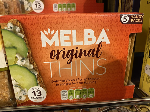 Melba Toast Thins