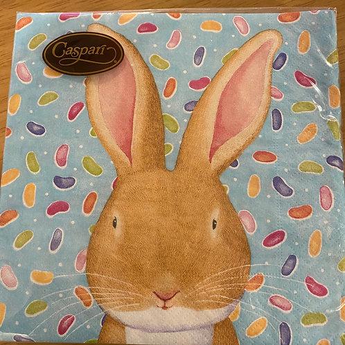 Luncheon Napkins - Easter Bunny