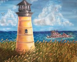 """""""Sea Side Lighthouse"""""""