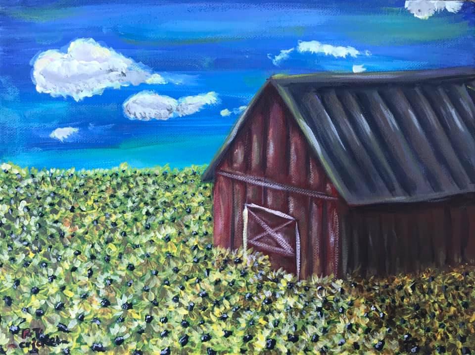 """""""Sunflower Field (Day)"""""""