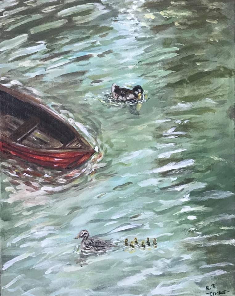 """""""Duck Pond"""""""