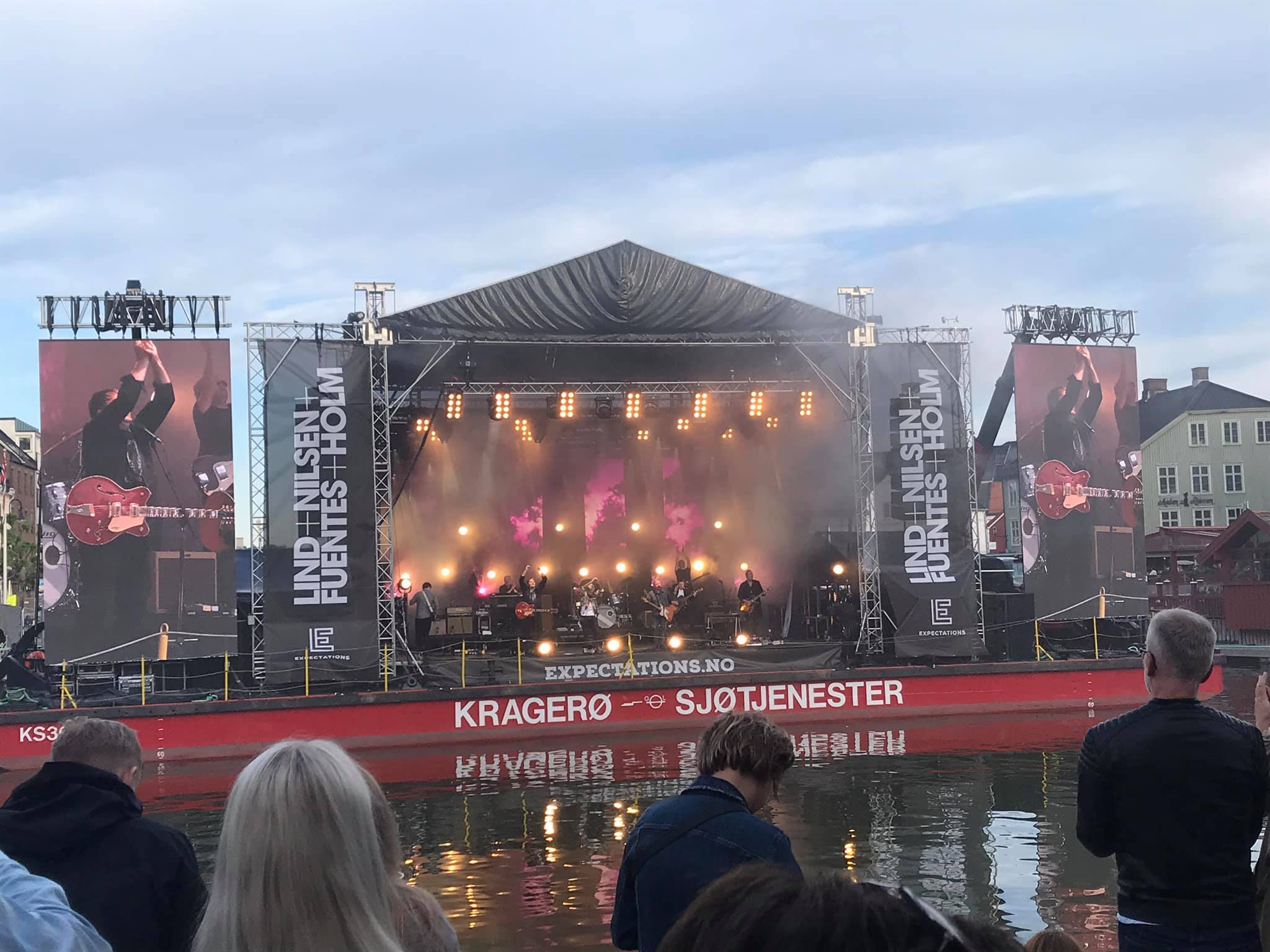 Konsert i Arendal