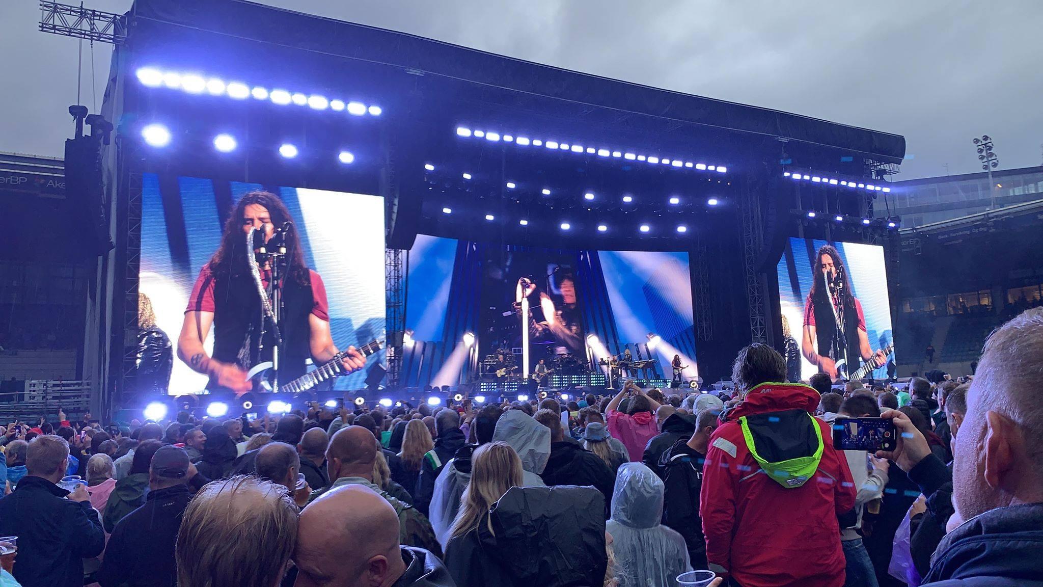 Bon Jovi på Viking Stadion