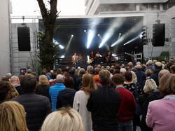 Konsert med Postgirobygget